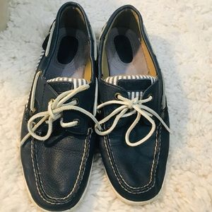 Sperry Shoes - Sperry Top Sider Fire Fish boat shoe